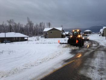 Transportation Winter Roads